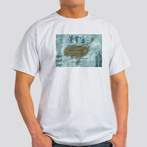 St. Paul Island, Alaska Light T-Shirt